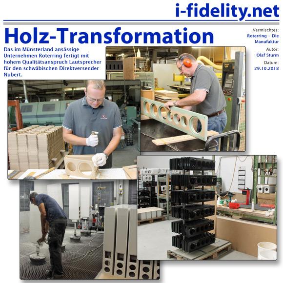 i-fidelity zu Besuch in der Nubert Produktion