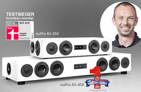 nuTipp: Nubert nuPro AS-250 und 450