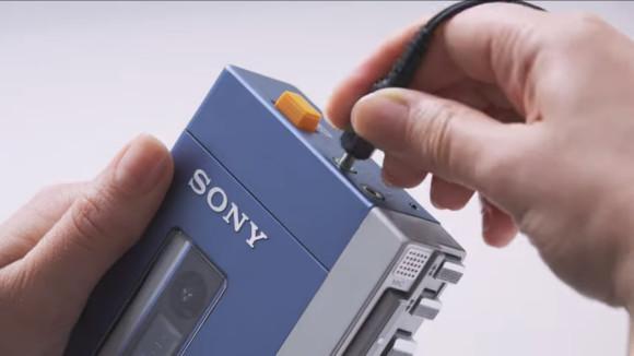 Sony Walkman (Screenshot: Youtube)