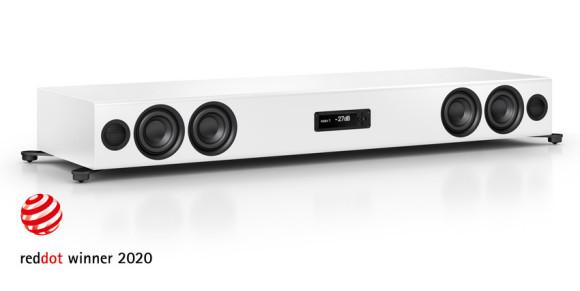 Reddot Winner nuPro XS-7500